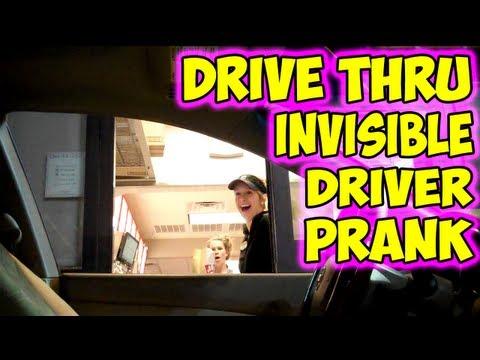 Görünmez Sürücü Şaka Sürücü