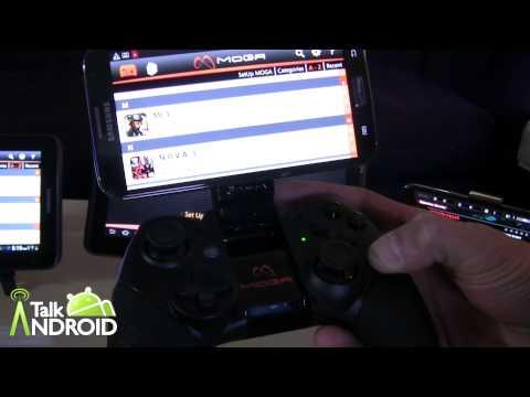 Android İçin Powera Moga Pro Denetleyicisiyle Üzerinde Eller
