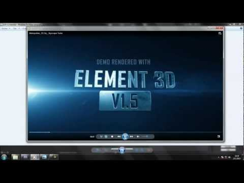 Cztutorıál - After Effects - Öğesi 3D Güncelleştirmesi + Büyükşehir Model Paketi (Bilgi)