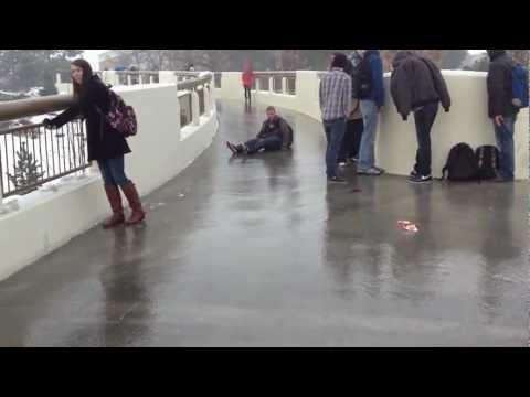 Utah Kış Yağmur