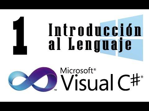 Introducción Al Lenguaje C# - 1 - Öğretici