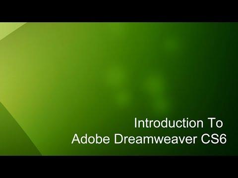 6 - Dreamweaver Eğitimi (Cs6) Giriº