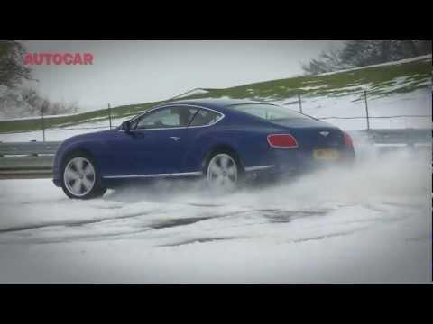 Supercars Karda - Audi R8, Bentley Continental Gt Hızı, Porsche 911, Jaguar Xkr-S