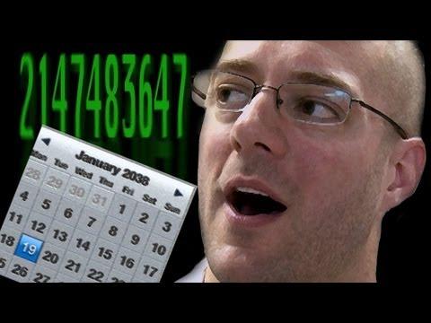 Kıyamet Vakti (Unix) - Numberphile