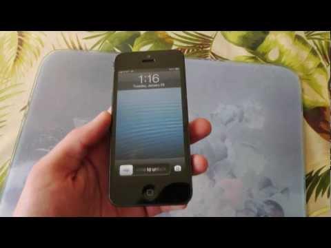 Blackberry 10 Vs İphone 5 Damla Test