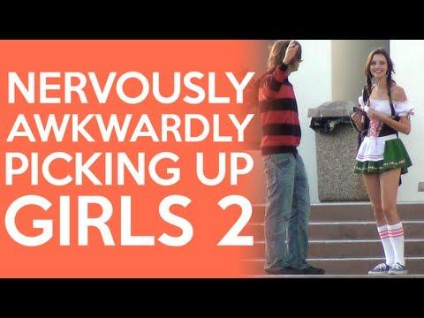 Endişeyle / Beceriksizce Kızları 2 Toplama