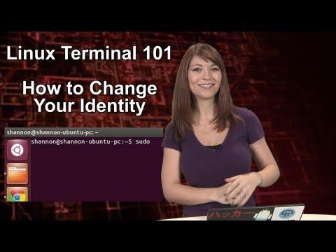 Haktip - Linux Terminal 101: Nasıl Senin Kimliğini Değiştirmek İçin