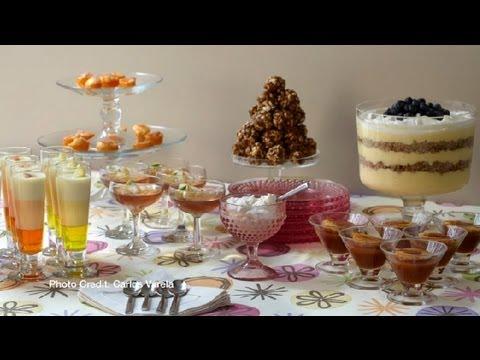 Bir Resepsiyon İçin Dıy Tatlılar: Düğün Ve Özel Etkinlik Planlama