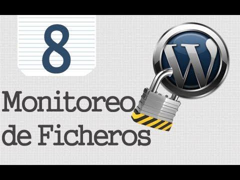Seguridad Tr Wordpress - 8 - Monitoreo De Ficheros