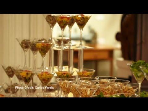 Klasik Düğün Duş Yemekler: Düğün Ve Özel Etkinlik Planlama