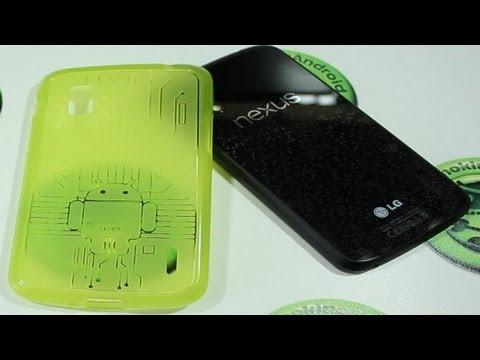 Nexus 4 Bugdroid Devre Durumunda Cruzerlite Tarafından