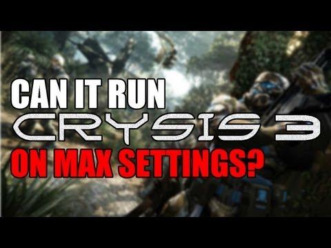 Crysis 3 Çalıştırabilir Miyim? W / 8 Gpus Beta Testleri