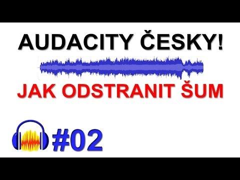 Cztutorıál - Audacity - Odstranění Šumu Ze Zvuku
