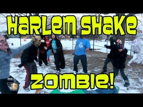Harlem Shake - Whiteboy7Thst Tarafından Zombi Sürümü (Resmi)