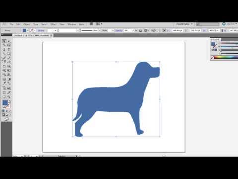 Illustrator Eğitimi: Illustrator Vektör Sanat Olarak Photoshop Custom Shapes Kullanma