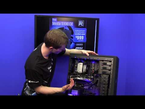 Ncıxpc Labs: Vesta 5100 Ce Core İ5 Ve Gtx 660 Değer Oyun Pc