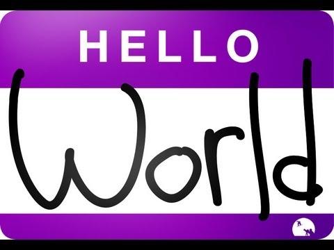 Java Eğitimi - 2 - Merhaba Dünya