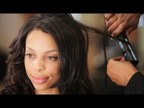 Nasıl Beyonce Dalgalı Saç Gidilir | Siyah Saç Modelleri