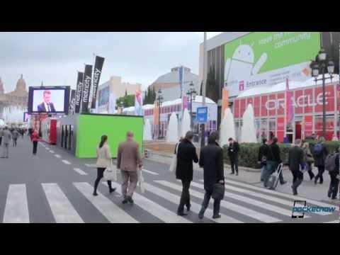 Bize Katılın Bizim Mwc 2013 Kapsama (Video Teaser)
