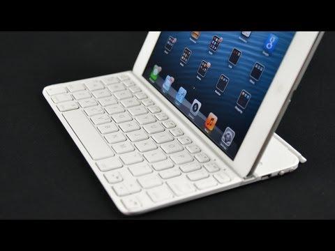 Genius Ultra İnce Klavye İpad Mini: Unboxing & Review