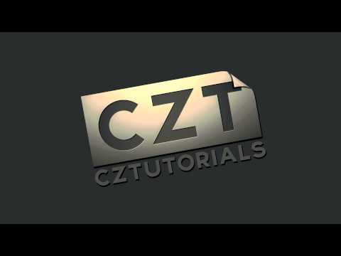 Cztutorıals Intro V2