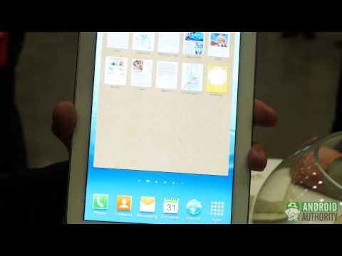 Samsung Galaxy Not 8.0 - İlk Bakış!