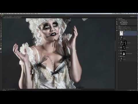 Adım Adım Adobe Photoshop Kullanarak Tam Kompozisyon Eğitimi: Part 2