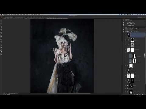 Kompozisyon Öğretici Adım Adım Adobe Photoshop Kullanarak Tamamlamak: Bölüm 3