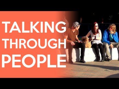 İnsanlar İle Konuşmak