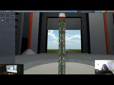 Sonsuz Yükseklik Roket Aksaklık Kerbal Uzay Programında - En Bağımlılık Yapıcı Bir Oyun Oluşturun!