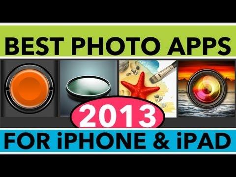 En İyi İphone Fotoğraf Apps İçin İphone Ve İpad Fotoğraf 2013