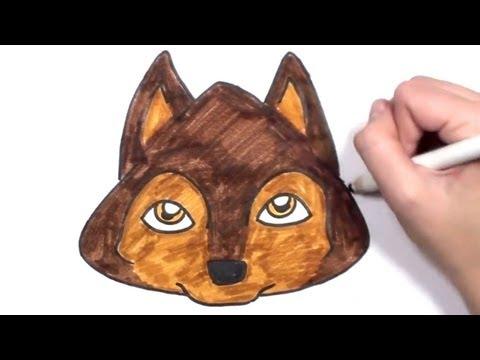 Bir Karikatür Köpek Yüz Çizmek İçin Nasıl   Mıt
