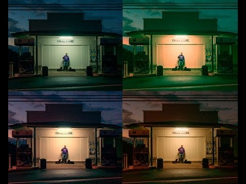 Anında Görüntü Değiştirme (+ Denge Renk)