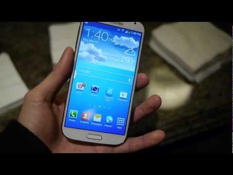 Samsung Galaxy S 4 Eller