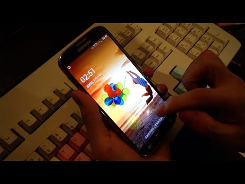 Samsung Galaxy S Iv (S4) Özellikleri Sızdırılmış