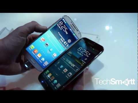 Galaxy S4 (Iv) Vs Galaxy Not 2