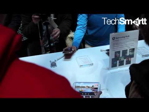 Samsung Galaxy S Iv (S4) Demo Akıllı-Duraklatma Özelliği
