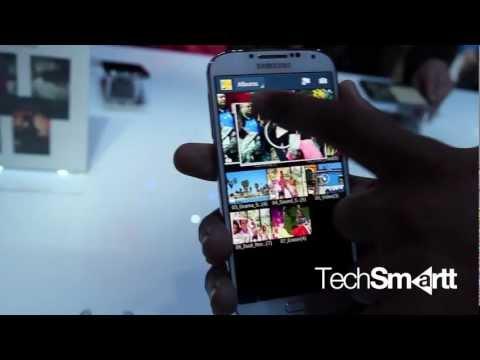 Samsung Galaxy S Iv (S4) Demo Hava-Jest Özelliği