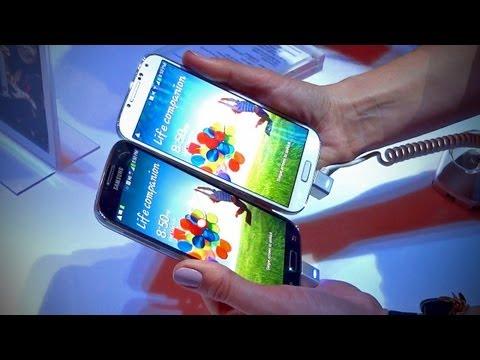 Samsung Galaxy S4 Uygulamalı Ve Genel Bakış (Galaxy S Iv)
