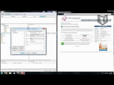000Webhost Ve Filezilla Bağlamak Nasıl