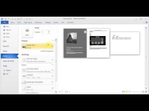 Microsoft Word 2007/2010/2013 Sınav Q & A Pt 2