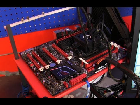 Bölüm 2 - Core İ5 3570K Vs Fx-8350 Oyun İle Aa Linus Tech İpuçları