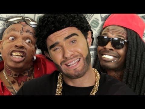 """Drake - """"başlatan Altından"""" Parodi"""