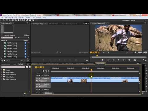 Adobe Premiere Öğretici: Freeze Çerçeveler Oluşturma
