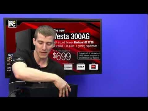 Ncıxpc Labs: Yeni Vesta 300Ag Amd Değer Oyun Pc