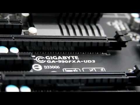 Gigabyte Ga-990Fxa-Ud3 Anakart-Yüksek Son Genel Bakış!