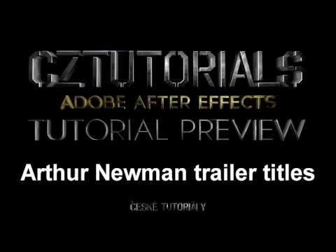 Ae_Arthur Newman Römork Başlık Öğretici Önizleme