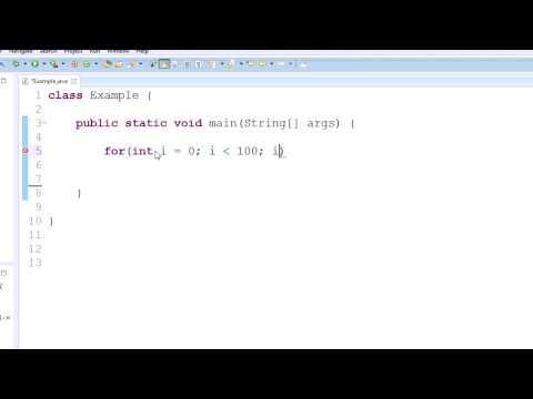 Java Eğitim - 17 - Döngüler İçin
