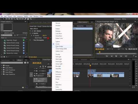 Adobe Premiere Eğitimi: Hareket, Opaklık Ve Zaman Kontrolü
