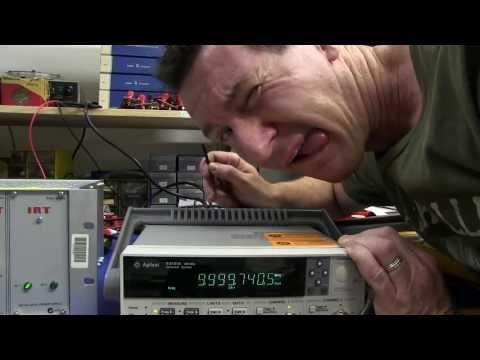 Eevblog #456 - Csıro Rubidyum Frekans Standardı